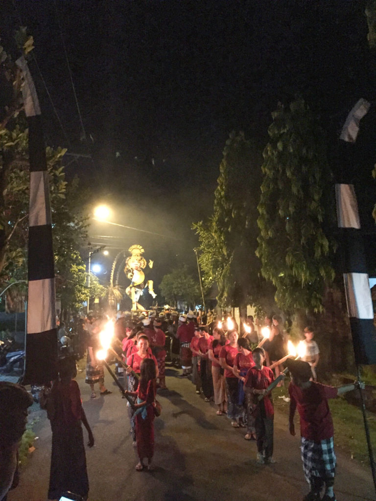 Den ticha Bali Nyepi